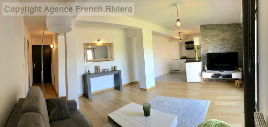 vente appartement ANTHY SUR LEMAN 3 pieces, m
