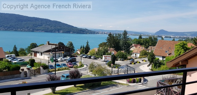 vente appartement VEYRIER DU LAC 3 pieces, 75m