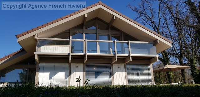 vente villa ANTHY SUR LEMAN 5 pieces, 131m